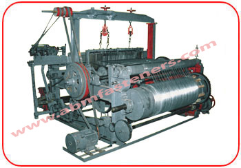 Universal Wire Weaving Loom, Wire Mesh Plant ...